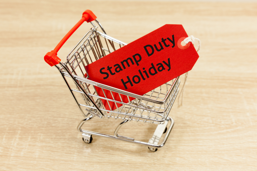 The Stamp Duty Holiday has boosted prices more than expected
