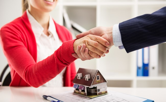 More than 60% of buyers believe that negotiating is the hardest thing when trading a property.